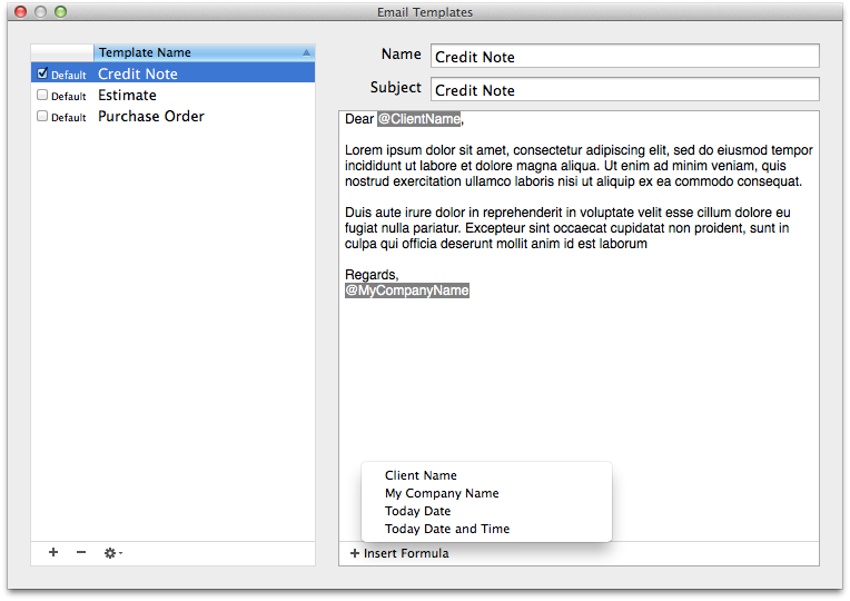email templates for mac - pacq.co