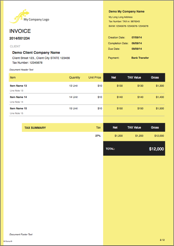 excel invoice template for mac os x 28 images invoice template